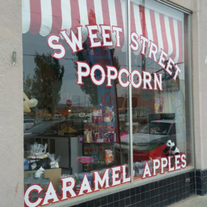 Custom Business Window Signs